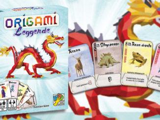 origami leggende dv giochi