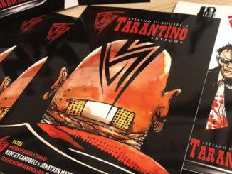 tarantino artbook independent legions