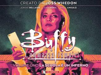 Buffy vol 1 la scuola è un inferno fumetto saldapress