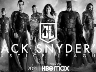justice league snyder's cut ufficiale