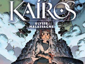 Kairos fumetto Malassagne Edizioni BD