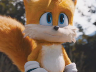sonic film tails