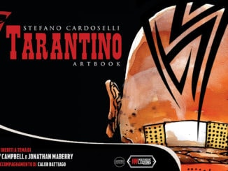 tarantino artbook cardoselli independent legions