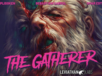 the gatherer fumetto leviathan labs