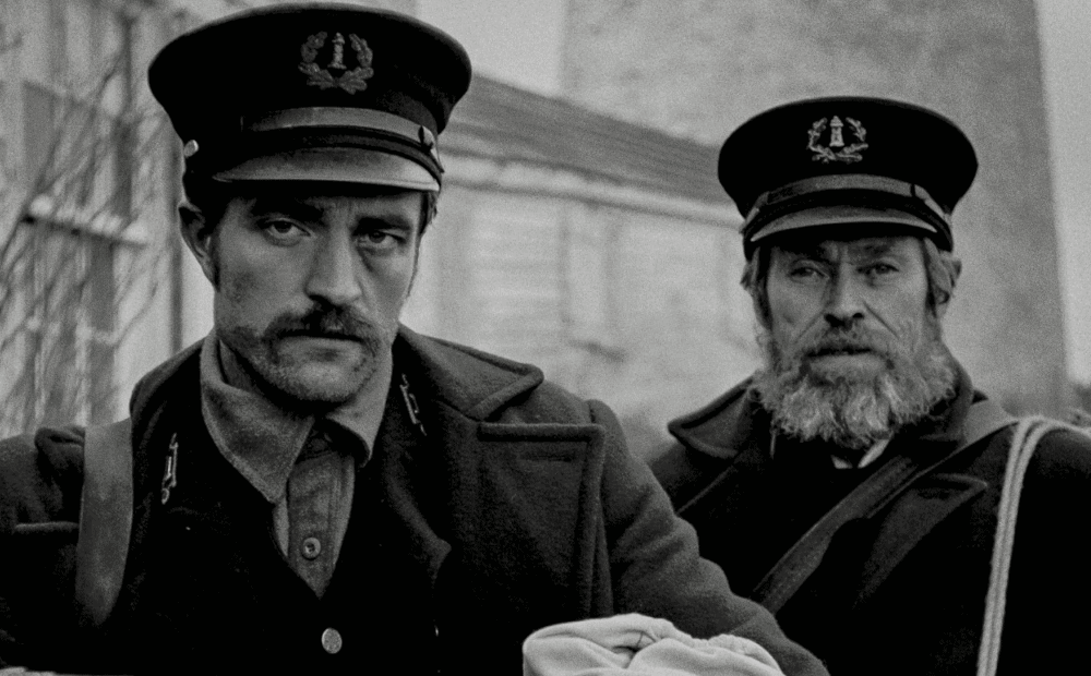 the lighthouse film pattinson dafoe