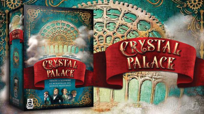 crystal palace gioco da tavolo cranio creations