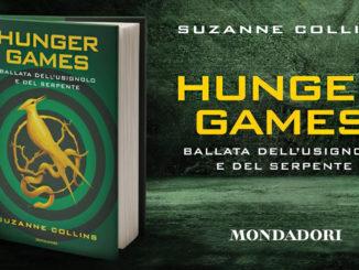 hunger games ballata dell'usignolo e del serpente libro