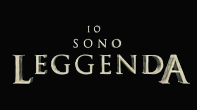 io sono leggenda logo