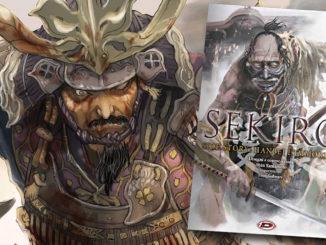 sekiro manga hanbei l'immortale