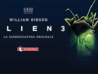 alien 3 william gibson fumetto saldapress
