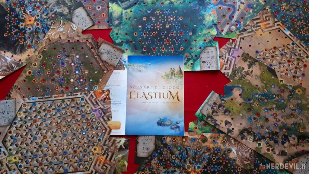 elastium gioco contenuto