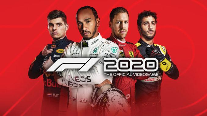 f1 2020 videogioco ufficiale
