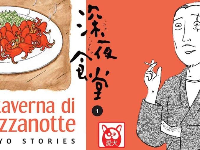 la taverna di mezzanotte tokyo stories 1 bao publishing