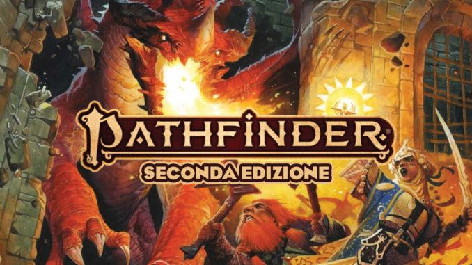 pathfinder 2 manuale
