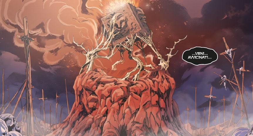 Salomè Leviathan Labs avvicinati