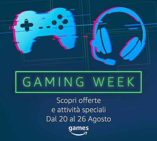 gaming week amazon 2020
