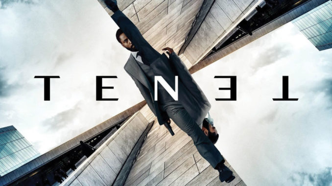 Tenet film Christopher Nolan 2020
