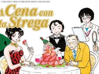 A Cena con la Strega Rumiko Takahashi