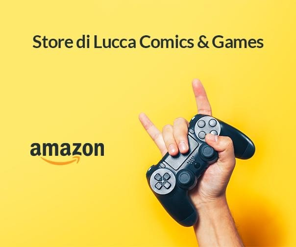 amazon lucca comics store