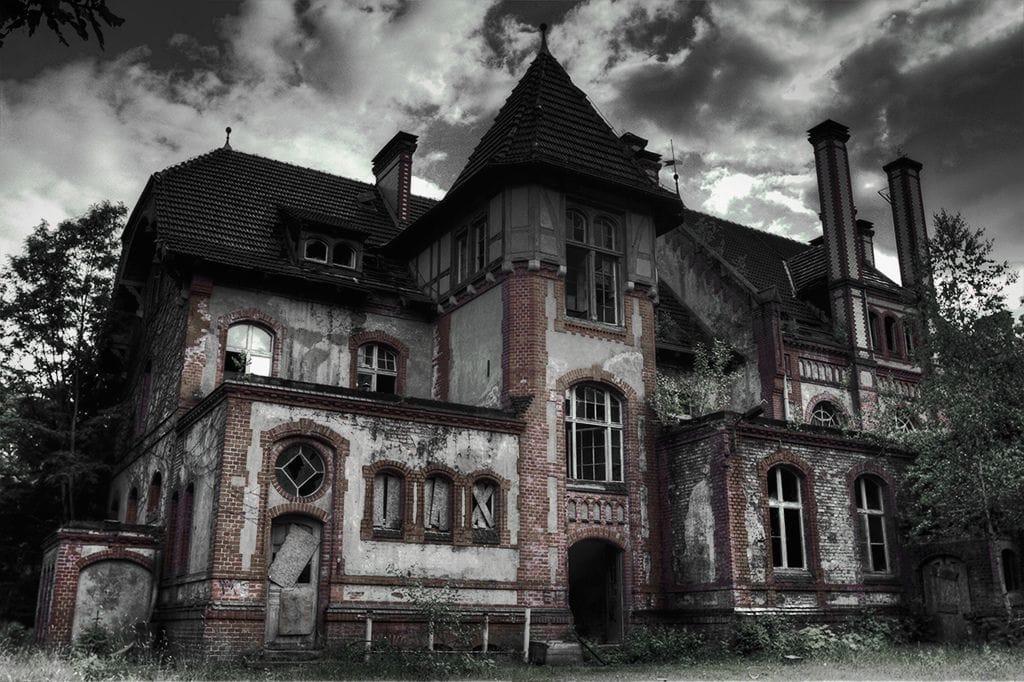 casa infestata fantasmi