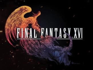 final fantasy xvi logo