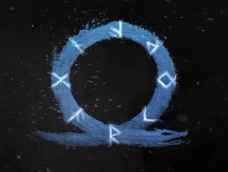 god of war 2 ragnarok logo