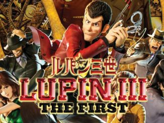 lupin 3 the first film