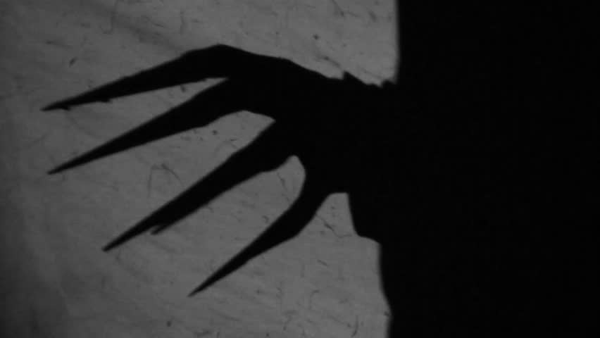 ombra inquietante