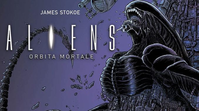 aliens orbita mortale james stokoe saldapress