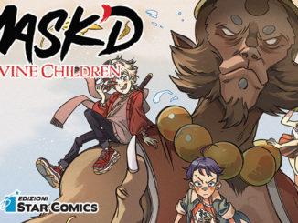mask'd the divine children star comics