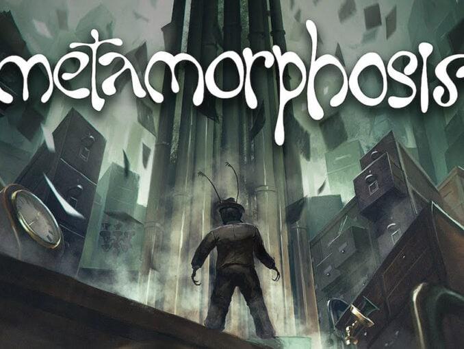metamorphosis videogame