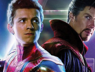 spider man e doctor strange mcu
