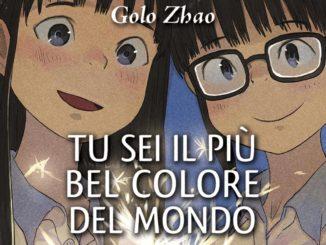 Tu sei il più bel colore del mondo - Golo Zhao