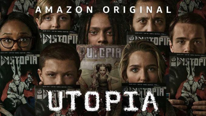 Utopia serie tv Amazon Prime Video