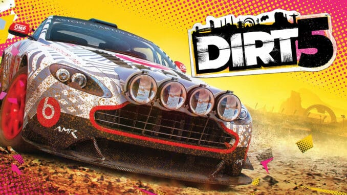 dirt 5 xbox