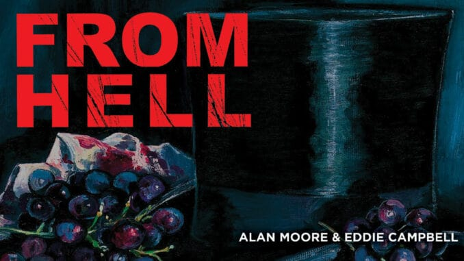from hell alan moore eddie campbell magic press