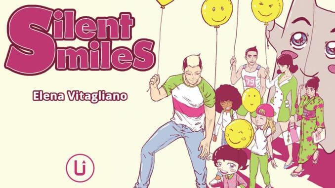 silent smiles elena vitagliano upper comics