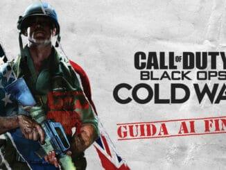 cod black ops cold war sbloccare tutti i finali