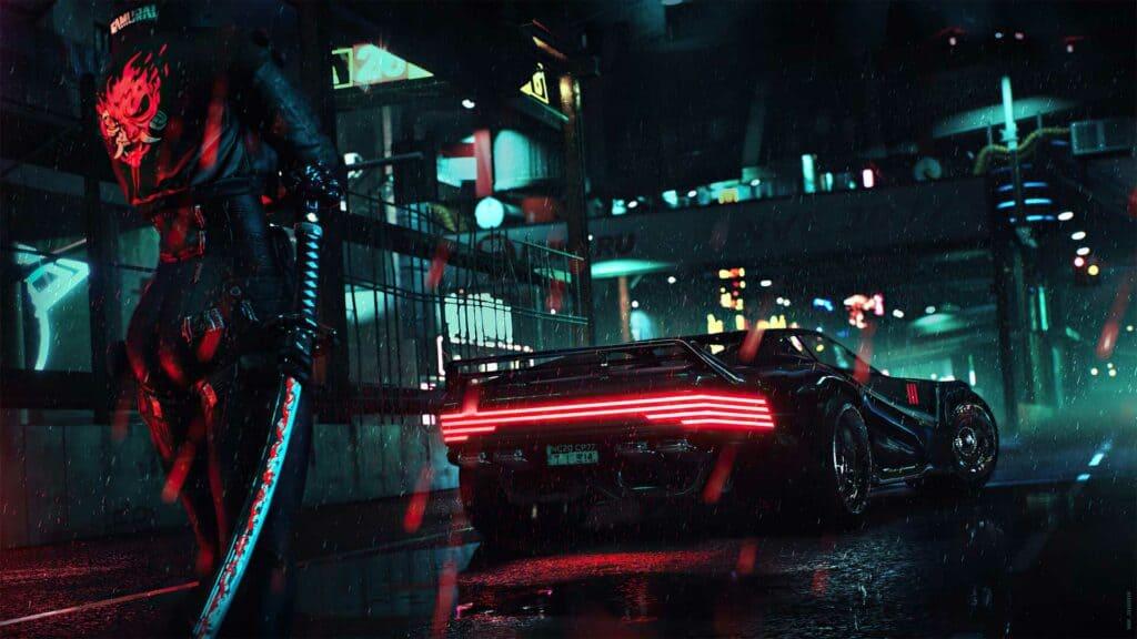 cyberpunk 2077 notte