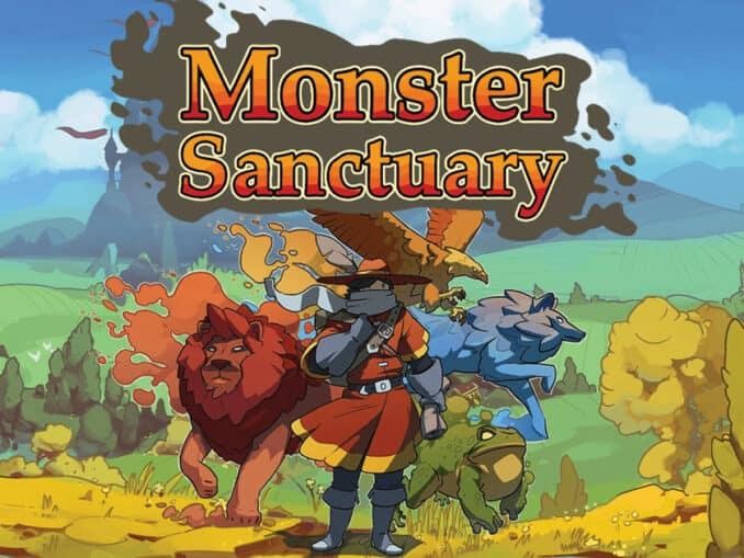 monster sanctuary nintendo switch