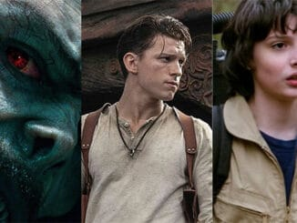 sony uncharted tom holland morbius ghostbusters legacy