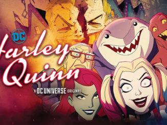 harley quinn serie animata stagione 1