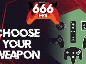 666fps choose your weapon