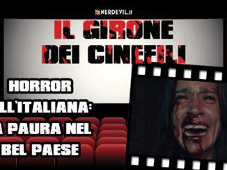 il girone dei cinefili horror italiani