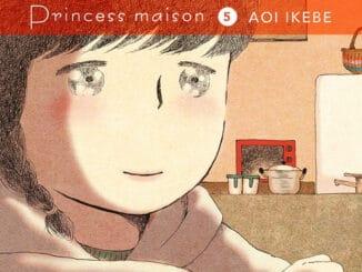 princess maison 5 bao publishing