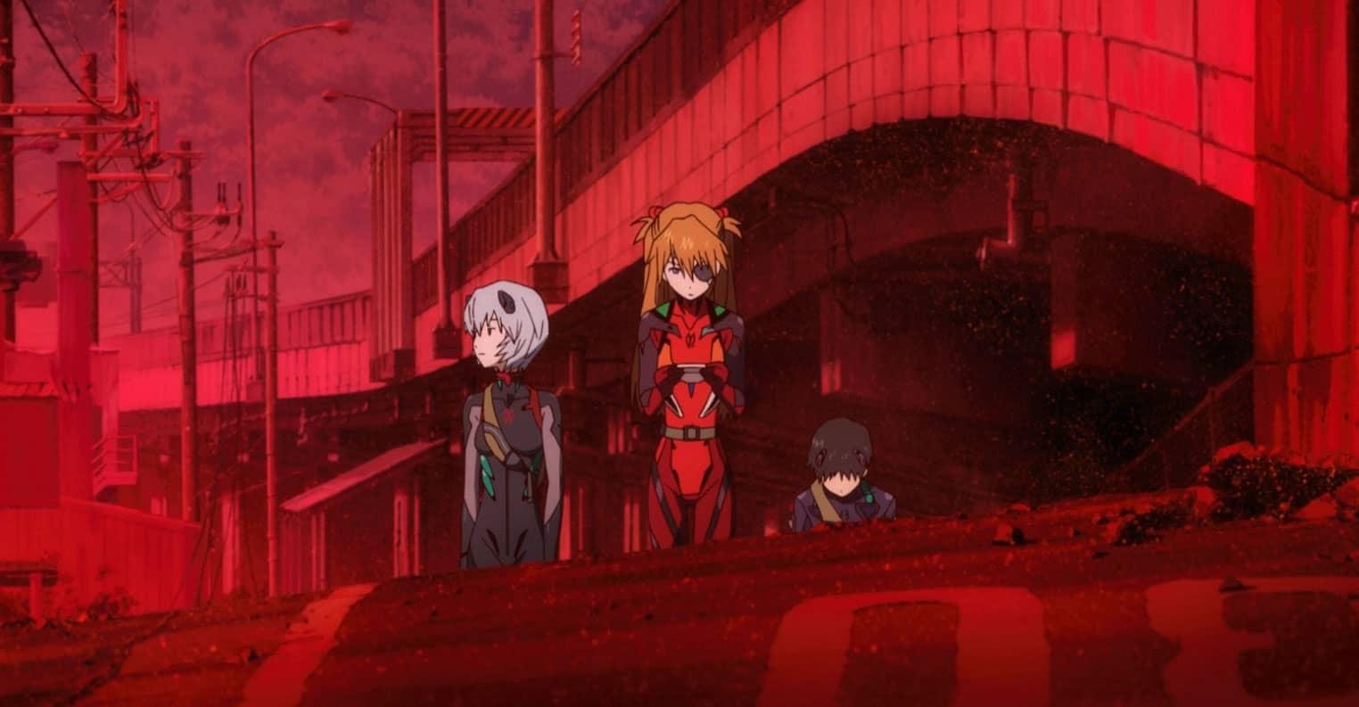 Evangelion 3.0+1.01: Thrice Upon a Time, un finale liberatorio - Recensione    Nerdevil