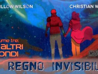 il regno invisibile vol 3 magic press recensione