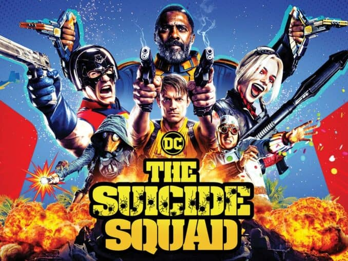the suicide squad james gunn 2021