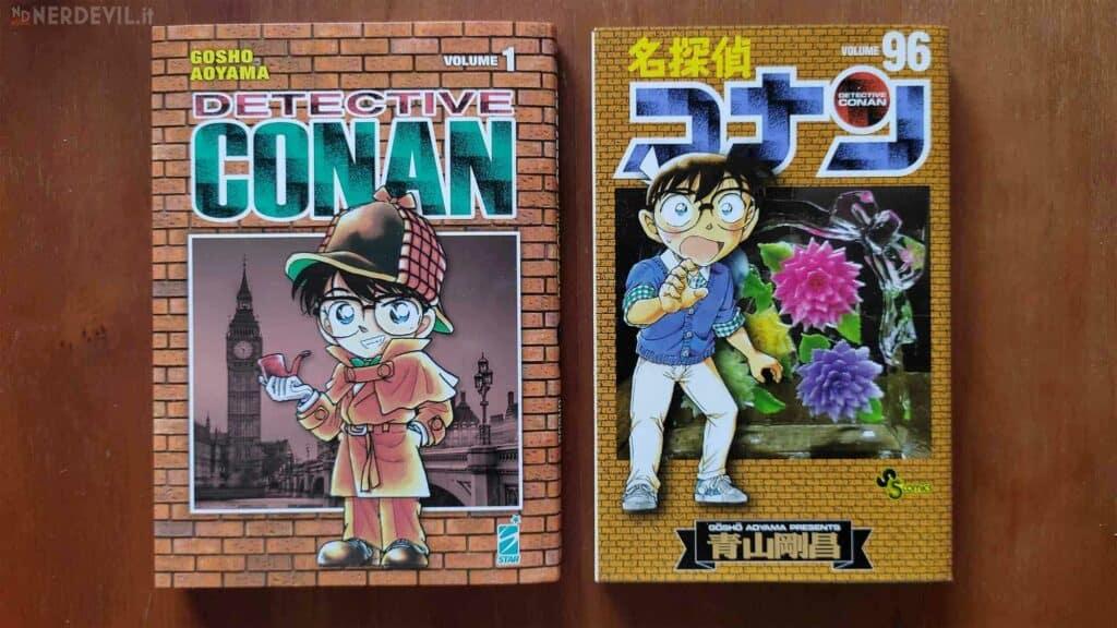 Detective Conan New Edition ed edizione giapponese