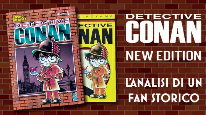 detective conan new edition analisi